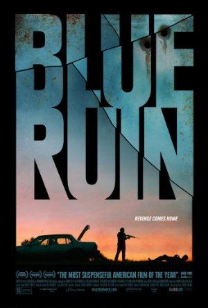 Blue Ruin poster
